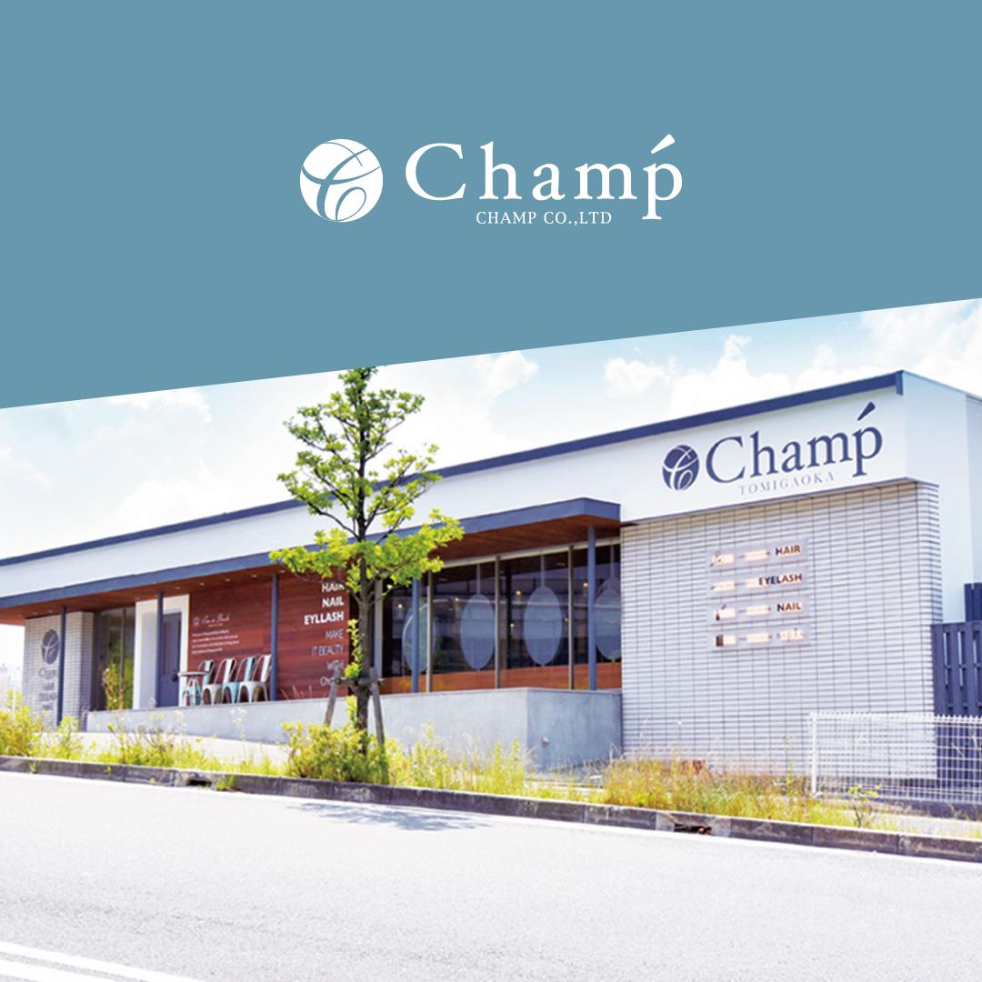 Champ 登美ヶ丘店